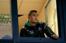 Connacht unchanged ahead of visit to Dragons