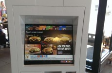 6 problems solved by McDonald's self service machines