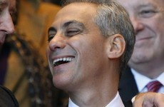 Emanuel sworn in in Chicago – as Irish-American's record 22-year tenure ends