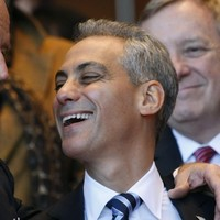 Emanuel sworn in in Chicago – as Irish-American's record 22-year tenure ends