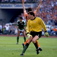 The Boys In Green are heading back to Gelsenkirchen 26 years after Wim Kieft's goal