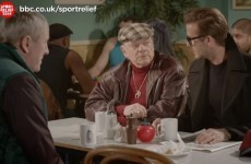 'Shut up you tart!' - Watch David Beckham's cameo in Only Fools and Horses