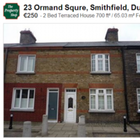 This Dublin house for sale looks like quite the bargain...