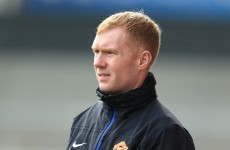 'United can reach Champions League final without RVP' - Paul Scholes