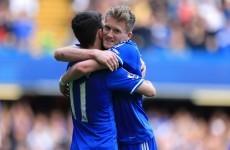 Six-goal Chelsea ruin Arsene Wenger's big day