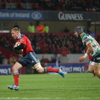 Munster labour to PRO12 victory over Treviso