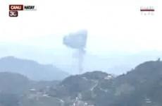 Turkey has shot down a Syrian war plane