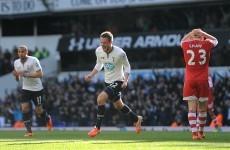 Sigurdsson the hero as Tottenham find last-gasp winner
