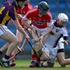 Cork hurlers seal promotion as Horgan and Lehane bag goals in win over Wexford