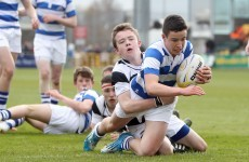Blackrock College are the 2014 Leinster Schools Junior Cup champions