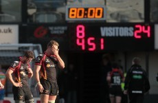 Connacht slay Dragons at Rodney Parade for bonus point win