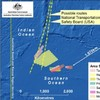 Malaysian PM confirms that flight MH370 went down in the Indian Ocean west of Perth