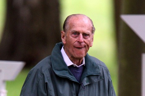 Oops, I did it again: Prince Philip