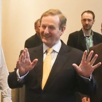 VIDEO: Taoiseach declines to answer questions on Callinan controversy