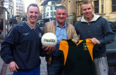 Snapshot - Leeds GAA club Hugh O'Neill's snap up new signing Dean Windass