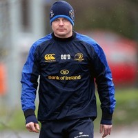 O'Driscoll 'excited' about facing Munster, possibly for the final time