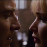 Michael Fassbender and Jennifer Lawrence look cosy in new X-Men trailer