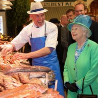 The Queen is hosting a Buckingham Palace reception for the Irish community tonight