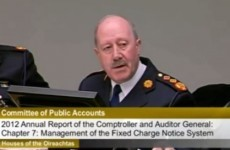 VIDEO: Here are the comments that led to Martin Callinan's resignation
