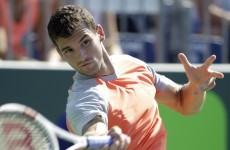Nice guy Grigor Dimitrov stops match to help a ballgirl struggling with the heat