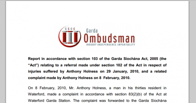 This isn't the first time illegal recording of Garda station calls has been noted…