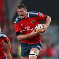 Munster confirm Donnacha Ryan will not be fit to face Leinster