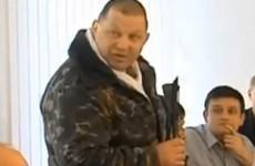 Ukraine far-right leader shot dead in gunfight with police