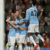 VIDEO: Manchester United's resistance lasts 43 seconds against City