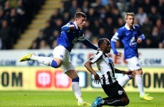 Barkley dribbles 60 yards before unleashing rocket as Toffees thump Toon
