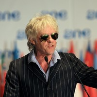Youth leaders to debate global problems with Geldof and Huffington in Dublin