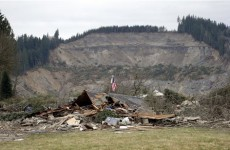 """We haven't lost hope"" - search for survivors of Washington mudslide continues"