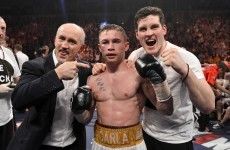 Going to the Carl Frampton fight next week? There are four title fights on the bill as well