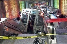 Driver 'dozed off' before train hit escalator