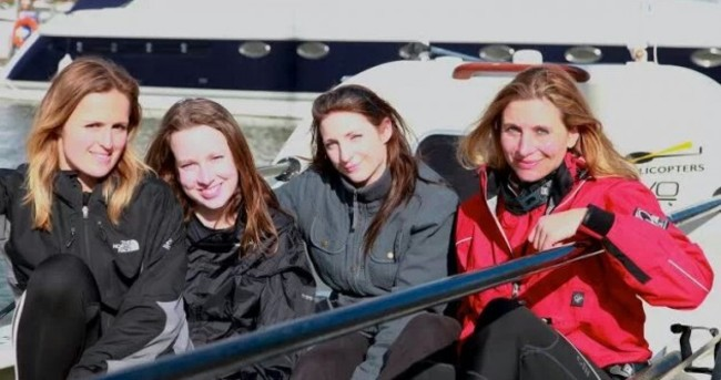 Interview: The Irishwoman set to be part of the first all-female four to row across the Pacific Ocean