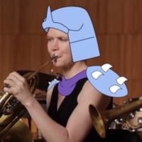 Can you name all the iconic cartoon tunes in this classical mashup?