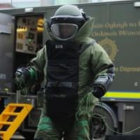 Controlled explosion carried out on homemade bomb in Clondalkin