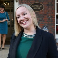 Lucinda Creighton gives birth to baby girl
