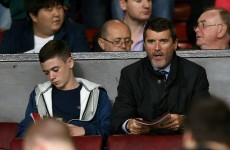 United fans need to show patience with misfiring champions, says Keane