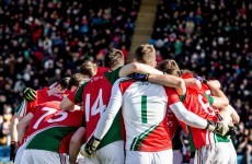 Moran fit to lead Mayo as Horan names his side for Croker clash with Dubs