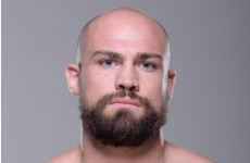 'I was willing to do anything to get that UFC contract' - Pendred set for reality TV show