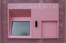 New York's sweetest ATM only dispenses cupcakes