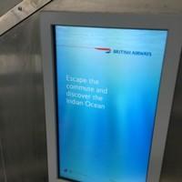 British Airways has apologised for this unfortunate Indian Ocean flight ad