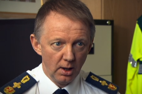 Director of the National Ambulance Service Martin Dunne.