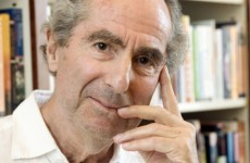 Watch: Philip Roth wins International Man Booker Prize