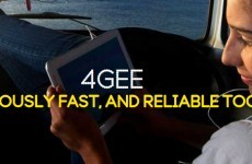 Irish people in London are cracking up over the '4GEE' mobile network