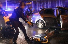 Armed gardaí nab five men in nationwide burglary crackdown