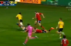 VIDEO: Alapati Leiua scores Super Rugby try of the season to clinch thriller