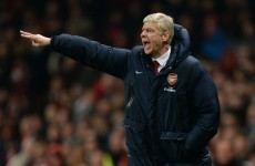Wenger slams 'zero games manager' Scholes