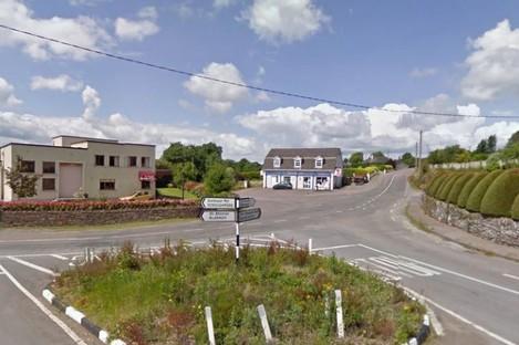 The Courtbrack area in Co. Cork.