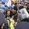 Demonstrators remanded in custody over anti-Royal demonstrations